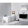 Free shipping 15.6 inch Android 4.2 Waterproof LED TV WiFi Bathroom TV - Black / White Color