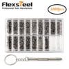 1000Pcs Micro Screws Tool Set for Eyeglass Sunglass Spectacles Watch Screws Mini Screws Nail Nut Assortment Kit Repair Tool Set