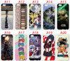 ZTE Nubia Z7 Max Z11 Max Z9 Z11 Mini S6 Hard PC Milk Chocolate The Punisher Skull Naruto Print Patterned Cover Phone cases