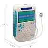 Veterinary Vascular Doppler 9mhz Flat Probe Detect Animal Blood Flow Velocity Vet Doppler Ultrasound BV520 Pet Health Products