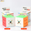 Mofangjiaoshi MF3rs & MF3rs2 Magic Cube 3x3x3 Speed Cube 56mm Puzzle Magico Cubo Black Stickerless Educational Toy Kid MF3RS v2