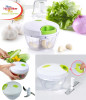 Amazing Genius Nicer Dicer Plus Vegetable & Fruit Chopper Speedy Chopper LY-606