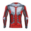 iron Man MK5 2019 New 3D Compression Shirt Printed T shirts Men Compression Shirt Cosplay Quick-drying clothes For Gyms T Shirts