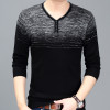2019 brand new casual social striped pullover men sweater shirt jersey clothing pull sweaters mens fashion male knitwear 258