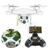 SMRC S10 720P 2.4G Drones With Camera HD FPV WIFI Quadrocopter UAV Remote Control Helicopter Toy Aircraft Photography