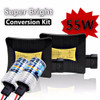 1 Pair HID 9-16V 55W H1 H3 H4 H8/H9/H11 9005 9006 Xenon Bulbs Headlight Conversion Ballasts Kit 3000K-12000K Car Light C45