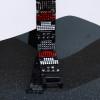 Vivari Magnetic Black Titanium Bracelet Men Bangle 4in1 -ve Ions Germanium Far Infra Red Fashion Bracelets jewelry Charm Wrist