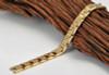 Hottime Luxury 15 PCS 99.9999% Germanium Bracelet Men Chain Link Health Energy Magnetic Tungsten steel Bracelets Bangle 10146