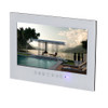 Souria 1080P Full HD 27 inch WiFi Android Smart Waterproof bathroom TV Black/White ip66 Glass Panel