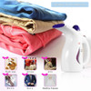 Multifunctional Portable Clothes Mini Hand-held Garment Steamer Facial Steaming Beauty Instrument Ironing Cleaning Machine