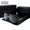 High Quality Pilot Sunglasses Men Polarized UV400 Sunglass Brand Designer Driving Sun Glasses For Man oculos With Box