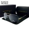 High Quality Pilot Sunglasses Men Polarized UV400 Sunglass Brand Designer Driving Sun Glasses For Man oculos With Box