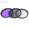 49 52 55 58 67 77 mm Lens cap Lens Hood UV CPL FLD Filter Set for Nikon D600 D3200 D3100 D7000 D5100 D80 D300S DSLR Camera
