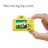 1.5 Inch 2MP 1080P Mini LSR Cam Digital Camera for Kids Baby Cute Cartoon Multifunction Toy Camera Children Birthday Best Gift