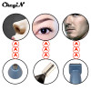 CkeyiN Electric Neat Clean Trimer 3 in 1Multifunctional Rechargeable Nose Ear Hair Trimmer Men Lady's Shaver Clipper Cleaner 35
