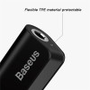 Baseus Audio Cable Adapter For iPhone 7 8 plus X 10 Earphone Cable For Lightning To 3.5mm 2 in 1 Headphone Jack Aux Cable Jack