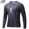 TUNSECHY Brand Marvel Comics Super Heroes Spiderman Superman Captain America Batman Iron Man T-shirt Wholesale and retail