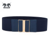DropShipping Women'S Dress Wide Elastic Waistband Belts Luxury Designer Female Belts  For Women Fashion Ladies Accessories Strap