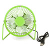 Fan USB Cooler Cooling Desk Mini Fan Portable Super Mute PC USB Notebook Laptop Computer With key switch