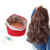 1pc Electric Hair Trimmer Electric Hair Thermal Treatment Beauty Steamer SPA Nourishing Hair Care Cap Hair Care Tool