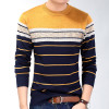 2018 fashion casual clothing social fitness bodybuilding striped t shirts men t-shirt jersey tee shirt pullover sweater camisa