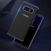 Luxury Phone Cases for Samsung Galaxy S8 Case Silicone Clear Transparent Back Cover Case for Samsung Galaxy S8 plus Note 8 Coque