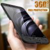 H&A 360 Degree Full Cover Phone Case For Xiaomi Mi6 Mi5 5S Plus PC Hard Luxury Protective Cases Cover For Xiaomi Mi 6 MI 5S Case