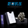 The focus cigarette Case Box Hold 20 cigarettes USB Charging cigarette lighter windproof electronic cigarette lighters fc013
