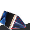 Smart Flip Case For Samsung Galaxy S9 S8 S8 Plus S7 Edge S6 Phone Cases Clear View Leather Cover For Samsung Note 8 Mirror Case
