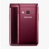 "New Original Samsung Galaxy Folder 2 G1650 Dual SIM 16GB ROM 2GB RAM Quad Core 8.0MP 3.8"" Flip SmartPhone 4G LTE  Mobile Phone"