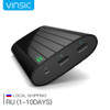 (Shipping From Russia) Vinsic Iron P6 20000mAh Power Bank External Battery Charger Dual USB for iPhone X  iPhone 8 Samsung HTC