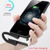 Baseus 10000mAh Power Bank LCD Battery Charger For iPhone iPad Samsung Xiaomi Dual USB Powerbank Mobile Phone External Battery