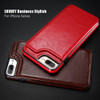 KISSCASE Retro PU Leather Case For iPhone 6 6s 7 Plus Card Holders Cases Cover For iPhone X 10 8 7 6 6s Plus Leather Wallet Case