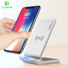 FLOVEME Universal Qi Fast Wireless Charger For iPhone X 10 8 Plus Charger USB 10W Power Charging For Samsung Galaxy S8 S9 Note 8
