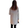 AISHGWBSJ 2017 New Spring Autumn Knitted Sweater Cardigan Women winter Jacket Loose Big yards joker Long Sweaters coat QYX146