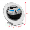 ABS Vehicle Car Navigation Compass Ball Decoration Ornaments Auto Dashboard Easy Read Driving Guide Compass Car Accessories