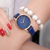 Women Watches REBIRTH Rhinestone Luxury Lady Wristwatches Leather Fashion Causal Dress Watch Women Quartz Watch Bracelet Watches