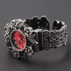 Pulsera Hombre 2017 XINHUA Stainless Steel Dial Quartz Wristwatches for Women Fashion Bracelet Watches Flower Quartz Watch