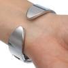 2018 Hot Sell Xinhua Bracelet Watch Women Blue Luxury Brand Stainless Steel Dial Quartz Wristwatches Ladies Fashion Watches