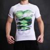 T Shirt Captain America Shield Civil War Tee 3D Printed T-shirts Men Marvel Avengers 3 Hulk man Fitness GymClothing Male Tops