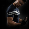 2018 Captain America 3D T-shirt Men's Fitness Compression Shirt Top Correcting Men Print Super Hero Superman Punisher Crossfit