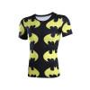 2017 New Batman T Shirt Captain America Civil War Tee 3D Printed T-shirts Men Marvel Avengers Fitness Male joges Crossfit Tops