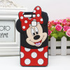 3D Cute Cartoon Soft Silicone Mobile Phone Case Cover For Huawei P9 Rabbit Minnie Hello kitty Bear Case for Huawei P9 Lite