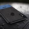 Xiaomi Redmi Note 5 Pro case cover note5 global version back cover silicone edge fabric case coque MOFi Redmi note 5 pro case