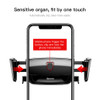 Baseus Mechanical Car Holder For iPhone Samsung S9 Mobile Phone Holder 360 Degree Auto Clip Air Vent Car Mount Holder Stand