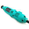 GOXAWEE 130W Dremel Style Variable Speed Electric Rotary Tool Electric Mini Drill Grinder with Accessories Power Tools