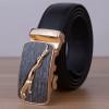 2016 Fashion Jaguar Top Designers Luxury Cowhide Brand Genuine Leather Belts for Mens Wedding Male Cowskin Strap Ceinture Homme