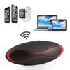 AKASO Mult-function Mini Football Portable Wireless  Bluetooth Speaker Column Mic Super Bass FM Support for Phone