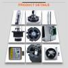 2Pc HID Bulb D1S D1R D2S D2R D3S D3R D4S D4R H1 H3 H7 H11 HB3 HB4 Car Xenon Headlight 35W 4300K 6000K 8000K 12000K For Retrofit