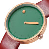 Luxury Designer Brand Quartz Watch Fashion Women Watches Leather Casual Ladies Simple Wrist watch Girls Clock Female Gift